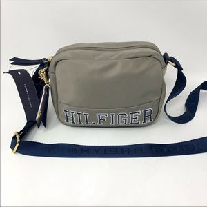 NWT Tommy Hilfiger Monogrammed Crossbody Purse!